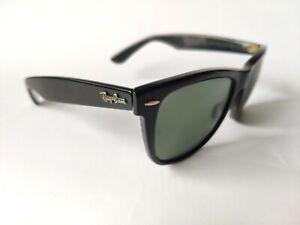 Vintage Ray Ban B&L Wayfarer II men's sunglasses