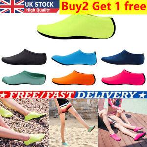 Neoprene Water Shoes Aqua Socks Diving Socks Wetsuit Non-slip Swim Beach Sea UK