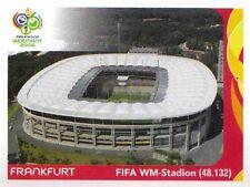 Panini Sticker Fußball WM 2006 Nr. 12 Frankfurt FIFA WM-Stadion (48.132) Bild