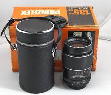 Prinzflex 135mm f/2.8 M42 Manual Portrait Lens w Case and Factory Box TEST SHOTS