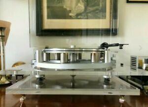 Pro-Ject, Rega, Avid, 'Crystal Acryl' Acoustic Isolation Platform - 45x45x2cm
