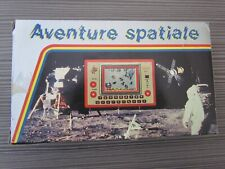 TRONICA GAME CLOCK & CALCULATOR HANDHEAD GAME SPACE ADVENTURE SA 12 NEW COND