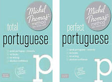 Michel Thomas Total Portuguese and Perfect Portuguese .Complete set.
