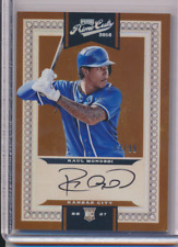 RAUL MONDESI 2016 PLAYOFF PRIME CUTS ROOKIE AUTO RC 87/99