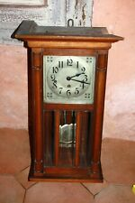 Carillon Ancien 8 Tiges 8 Marteaux Uhrenfabrik Mühlheim clock rare ( no ODO )