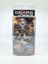 "NIB Gears of War Action Figure 7"" MARCUS FENIX NECA toys"