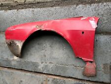 Alfa Romeo Alfetta GTV/GTV6. paire d'ailes avant. difficile mais utilisable zones