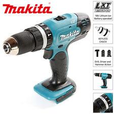 Makita Dhp453 Z 18v LXT Cordless Combi Drill Body * Good *