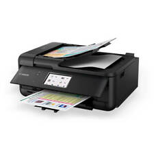 Canon Pixma TR8560 A4 Multifunction Colour Inkjet Printer **$50 CASHBACK**