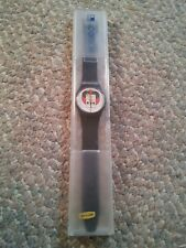 001 Vintage Logitech Mouse Wristwatch Watch In Case Original Unused New