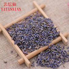 50g Lavender Tea Dried Flowers Premium Tea Organic Herbal Beauty Loose Tea