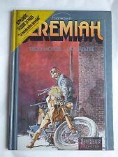JEREMIAH n° 17 TROIS MOTOS...OU QUATRE  1990  (ARGEN-2806) COMME NEUF