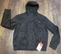 North Face Precita Rain Jacket Urban Explorer Black NWT $130 Women's L