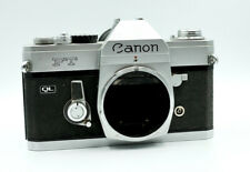 Vintage CANON FT 35mm film SLR camera body only PARTS REPAIR