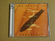 2-CD / LED ZEPPELIN ‎– REMASTERS