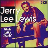 Jerry Lee Lewis - Whole Lotta Shakin' (1995)  2CD  NEW/SEALED  SPEEDYPOST