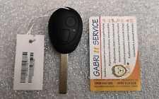 BMW chiave MINI COOPER ROVER 75 RADIOCOMANDO 433 Mhz TELECOMANDO TRASPONDER 7930
