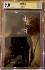 ERATHUNE #1 CGC 9.8 SS Signed by Darrell May - Virgin Cover (Stranger Comics)
