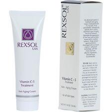 REXSOL Vitamin C-5 Treatment Anti-aging Cream