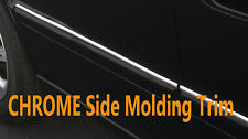 NEW Chrome Door Side Molding Trim Accent exterior ki04-13