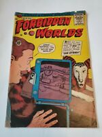 Forbidden Worlds #78 (American Comics Group 1959) Silver Age