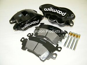 Wilwood C10 Truck Suburban Front Brake Calipers Disc Brake Conversion 1960-87