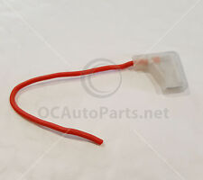 (10 Qty) H1 Bulb Male Wire Connector Wiring Harness Pigtail Plug Socket Adapter
