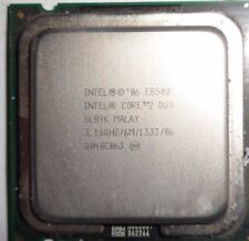 Intel SLB9K Core 2 Duo E8500 Socket 775 CPU Processor 3.16GHz/6M/1333 Tested