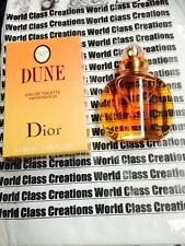 DUNE FOR WOMEN BY CHRISTIAN DIOR - 1.0 OZ/30 ML EDT SPRAY IN BOX - RARE