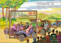 Äquatorial-Guinea Block228 (kompl.Ausg.) gestempelt 1976 Autoveteranen