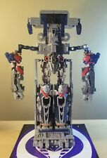 TRANSFORMERS ULTIMATE OPTIMUS PRIME TRAILER DARK OF THE MOON DOTM 2011 ULTIMATE