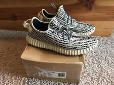 Adidas Yeezy 350 Boost Turtle Dove Gray 2015 Kanye West Men US 10 Shoes B35302