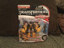 NEW Transformers Dark Of The Moon DOTM Drag Strip Master Disaster Human Alliance