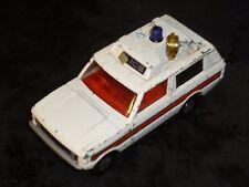 corgi toys POLICE Range Rover..Play worn,  ready 4 restoration