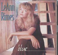 Blue - Leann Rimes cd  blue