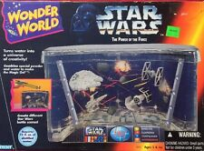 ⭐️ STAR WARS: The Power of the Force Wonder World Water Action Playset VINTAGE!