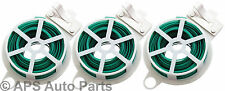 3pc Garden Twist Tie Wire Gardening Tools Accessories Fixing Cable Flexible New