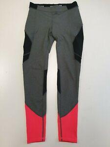 S942 WOMENS IVY PARK GREY STRETCH TRACKSUIT BOTTOMS YOGA PANTS UK 10 W28 L28