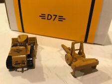 CCM Classic Construction Caterpillar D7 With Ripper 1/87