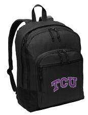 Texas Christian University Backpack BEST TCU Backpacks CLASSIC STYLE