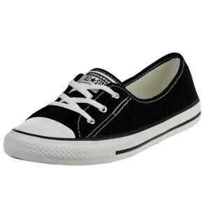 Converse CTAS Ballet Lace Slip Damen Schuhe Ballerinas Chucks Sneaker 566775C