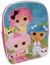 LALALOOPSY School Backpack Zip Up Girls Bag Rucksack