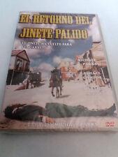 """DVD """"EL RETORNO DEL JINETE PALIDO"""" PRECINTADO SEALED MICHAEL PARKS RAPHAEL CAMPO"""