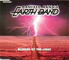 MANFRED MANN'S EARTH BAND - Blinded by the light CDM 2TR 1992 POP ROCK RARE!
