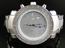 Brand New Mens Jojino/Joe Rodeo Aqua Master Metal Band 25 Diamond Watch Mj-1105