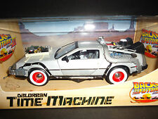 Welly DeLorean Time Machine back to the future 3 1/24