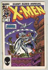 X-Men: Annual #9 VG+ 1985 Art Adams Art, Storm as Thor