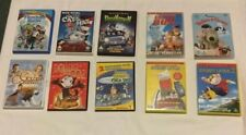 JOB LOT x10 CHILDRENS DVDs inc Flushed Away / Cat In The Hat / Chicken Run