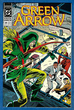 GREEN ARROW # 31  - DC 1990  (vf)