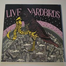 YARDBIRDS - LIVE YARDBIRDS  - REISSUE LP 180gr VINYL NEW & SEALED